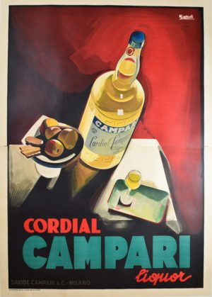 Campari Cordial (Red)