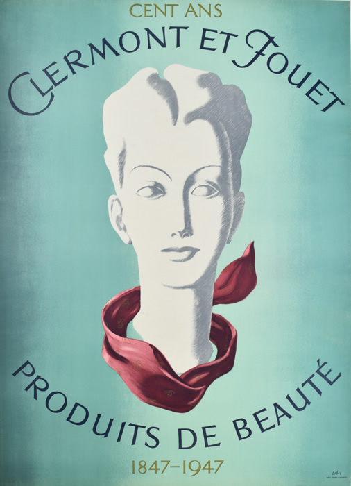 Clermont et Jouet (Beauty Products) 1847-1947