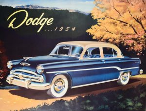 Dodge Royal V8