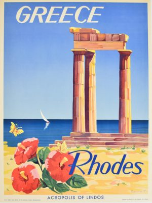 Greece Rhodes