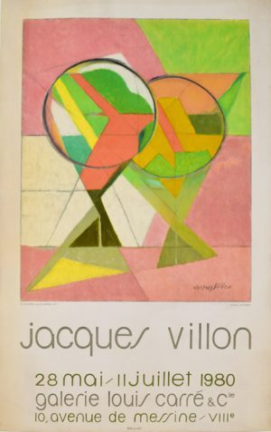 Jacques Villon Galeria Luis Carre