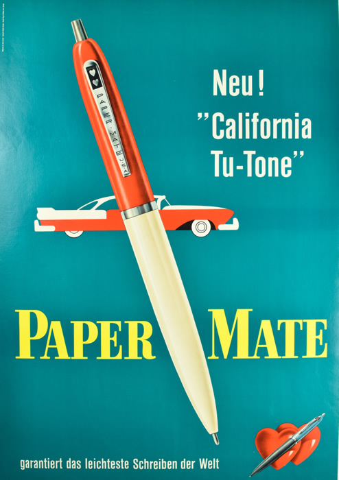 Paper Mate California