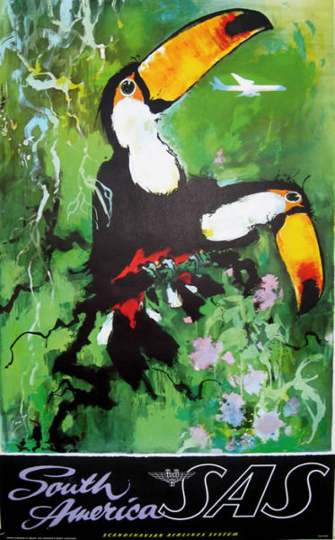 SAS South America Toucan