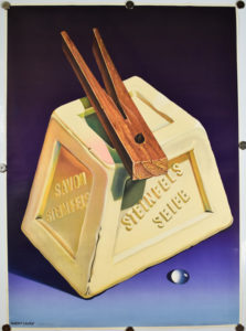 Steinfels Seife (Blue Clothespin)