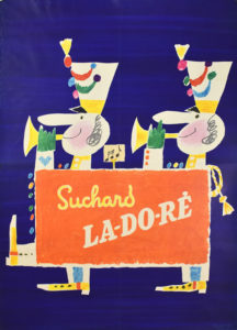 Suchard La- Do- Re'