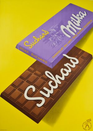 Suchard Milka Chocolate