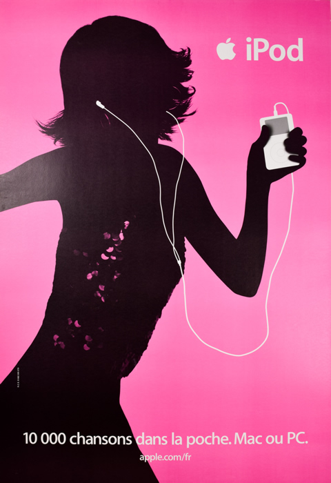 iPod Pink French-Anonymous