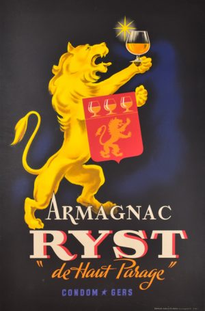 Anrmagnac Ryst Lion-Anonymous