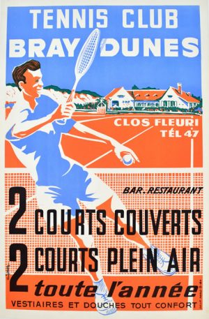 Tennis Club Bray Dunes-Guion