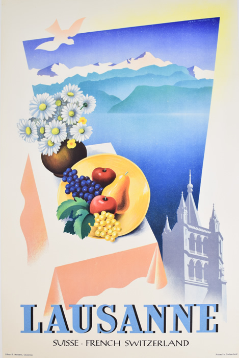 Lausanne-Walther