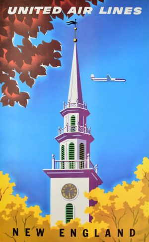 United Air New England-Binder