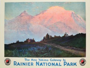 Mt. Rainier-Laurence