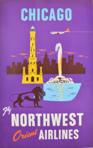 Chicago Northwest Airlines-Anonymous