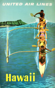 Hawaii United Air Outrigger-Galli