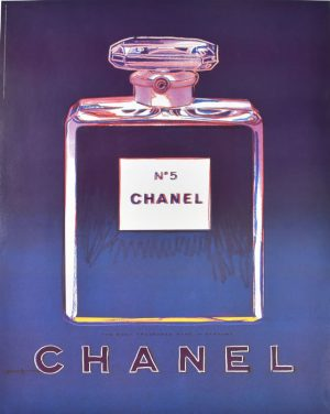 Chanel No. 5 Lavender-Warhol