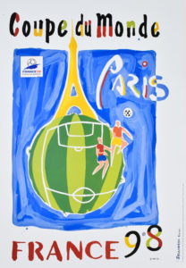 Coupe du Monde Paris