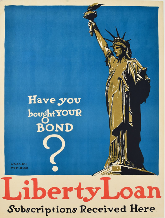 Have You Bought Your Bond .. Liberty Loan