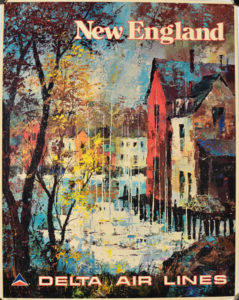 New England Delta Air