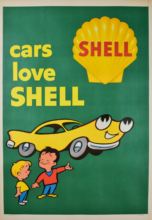 Cars Love Shell