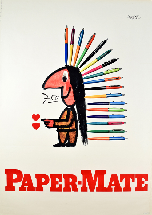Paper Mate Indian