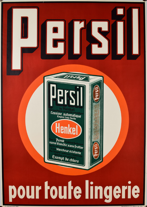 Persil Green Box