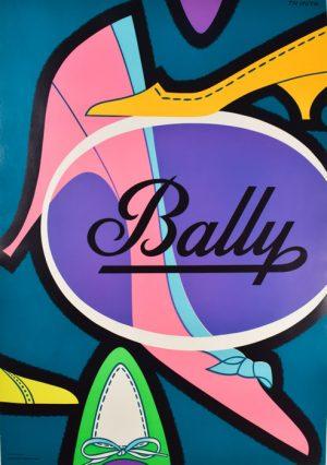 Bally Purple Circle