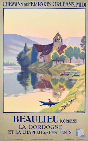 Beaulieu La Dordogne