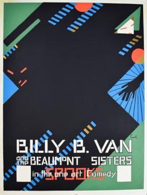 Billy B Van Sold As Set