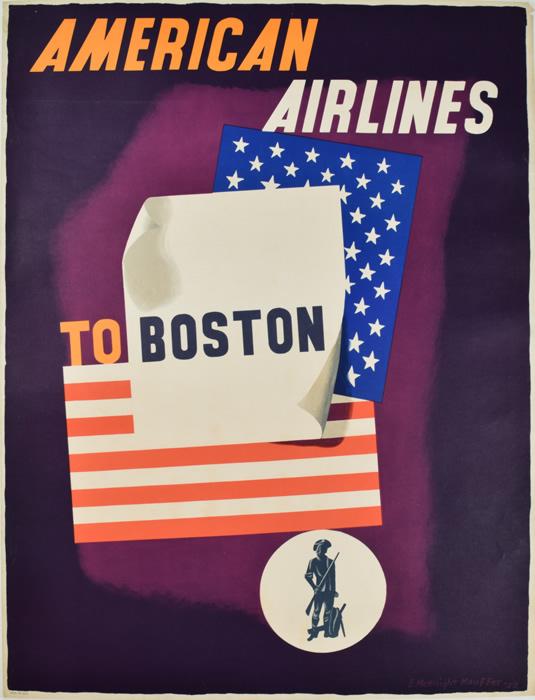 Boston American Airlines