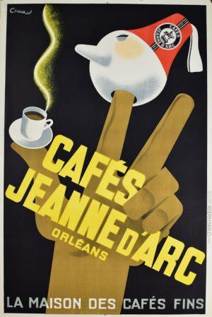 Cafes Jeanne d' Arc