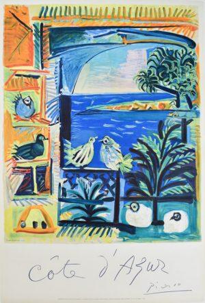 Cote d'Azur - Picasso