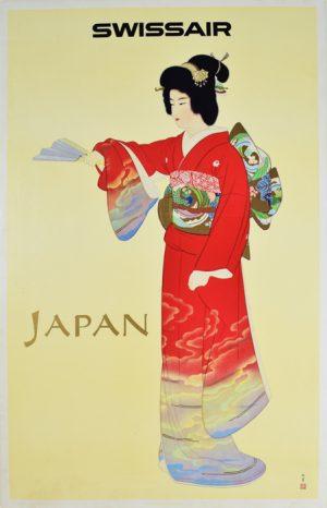 Japan Swiss Air