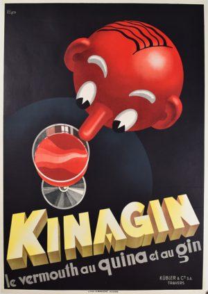 Kinagin