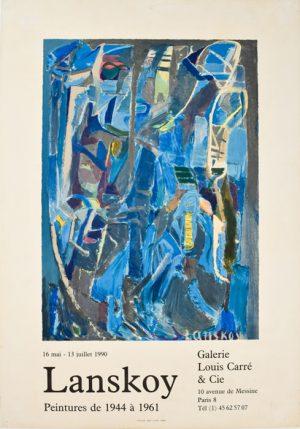Lanskoy Galeria Louis Carre
