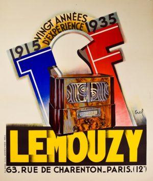 Lemouzy Radio 1915- 1935