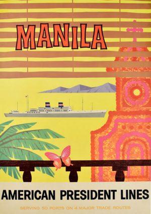 Manila American President Line