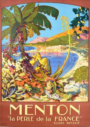 Menton - Richard