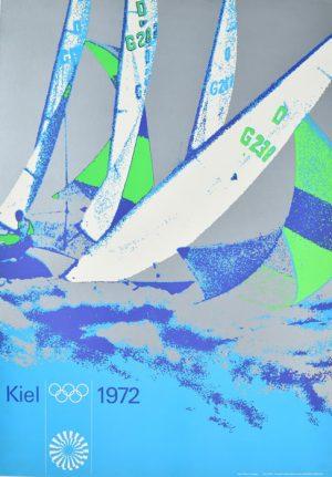 Olympic Sailing Keil 1972