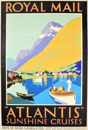Royal Mail Atlantis Sunshine Cruises