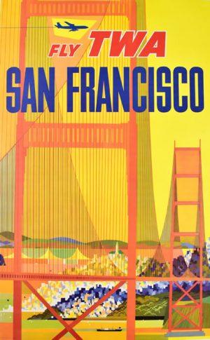 San Francisco TWA