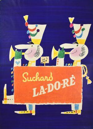 Suchard La- Do- Re'