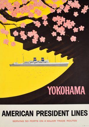 Yokohama American Presidents Line-Clift