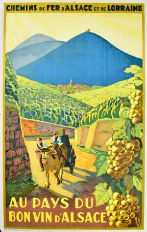 Au Pays Du Bon Vin d'Alsace-Anonymous