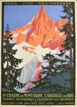 Le Chain Du Mont Blanc-Broders