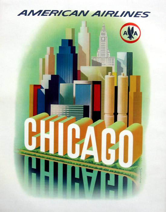 Chicago American Air-Benscsathy