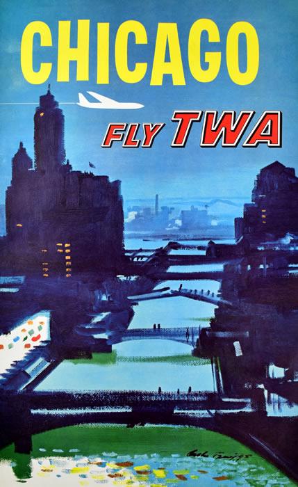 Chicago TWA River-Briggs