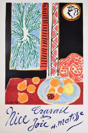 Nice-Matisse