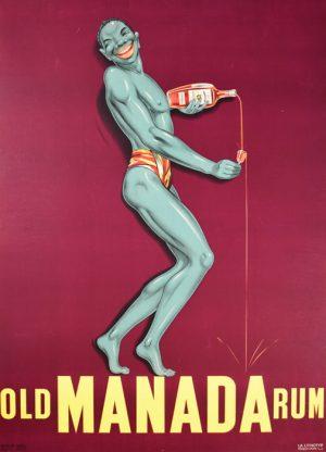Old Manada Rum-Anonymous
