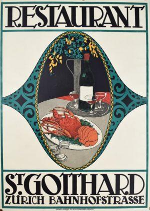 Restaurant St. Gotthard (Lobster)-Roth