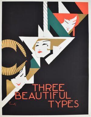 Three Beautiful Types Sold As Set-Ianelli